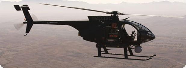 Le premier vrai hélicoptère à pilotage automatique