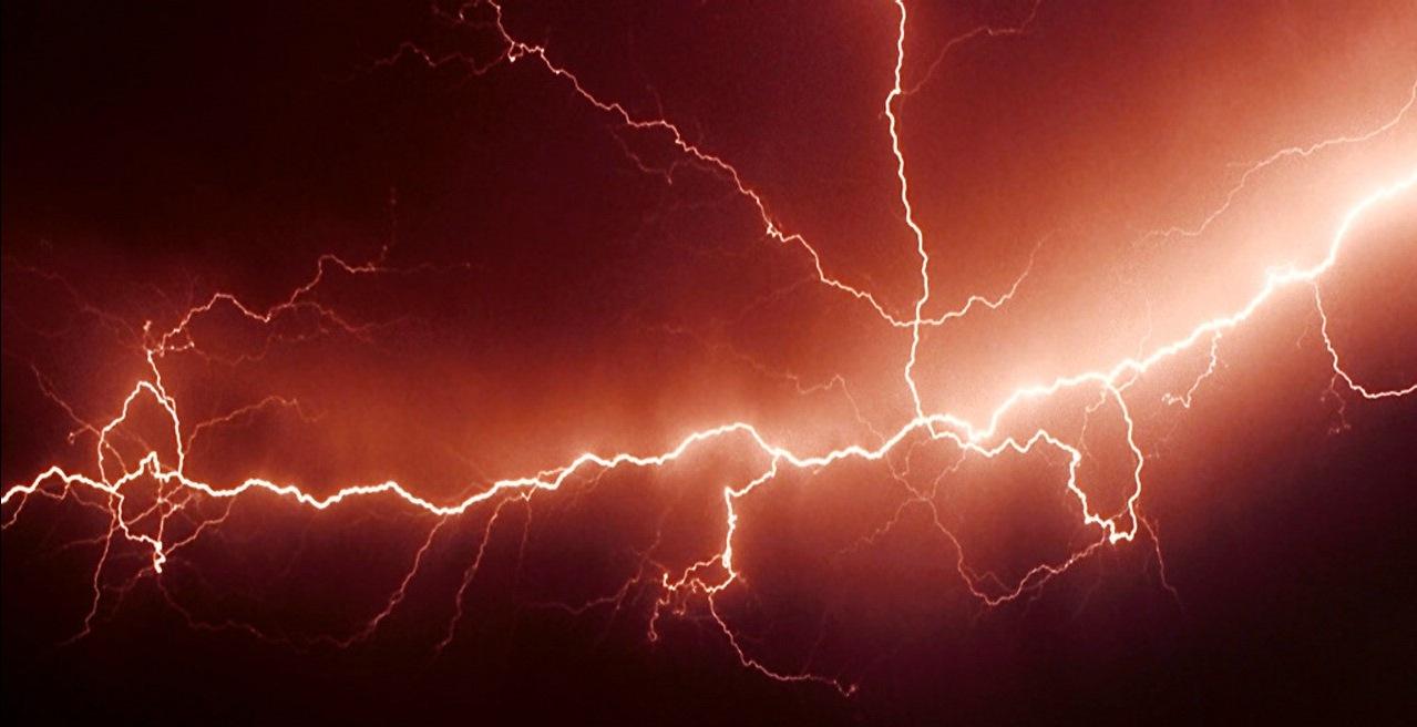 Foudre lightnings - Coup de foudre symptomes ...