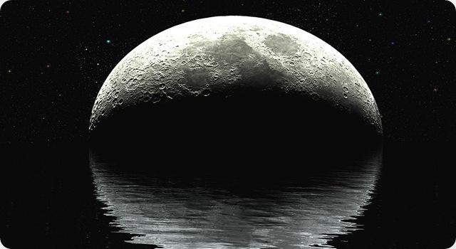 La Lune renferme autant d'eau que la Terre, preuve d'une même origine