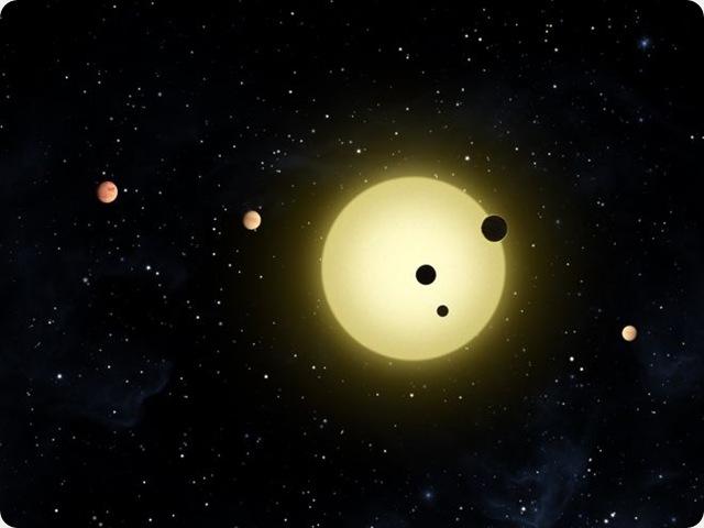Le télescope Kepler découvre 1200 exoplanètes possibles