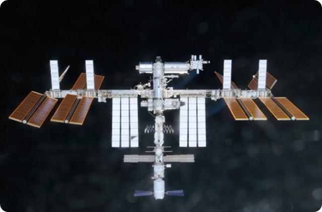 Spatiale les derniers modules de la construction la plus complexe au monde - Module de construction ...