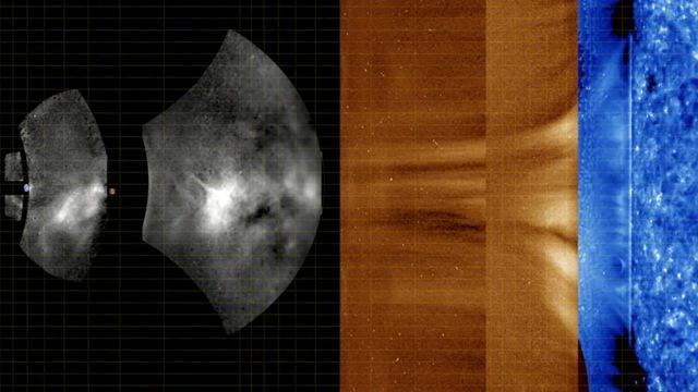 Un satellite suit, pour la première fois, une tempête solaire jusqu'à son arrivée sur Terre. (Vidéo)