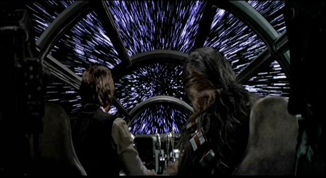Que se passe t il l int rieur de la station spatiale for Interieur vaisseau star wars