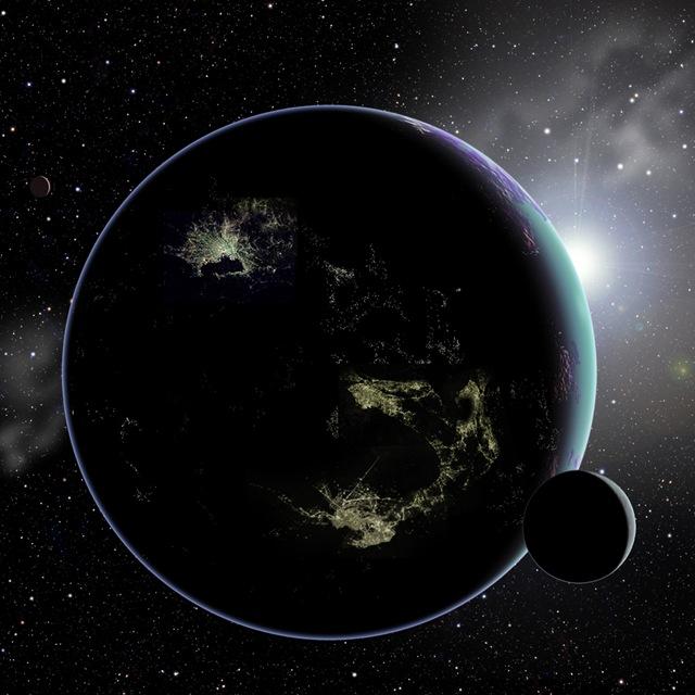 lumière-planète