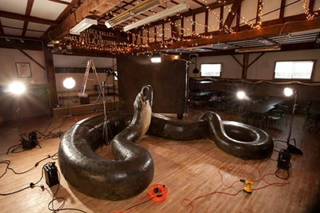 Titanoboa-model-photo
