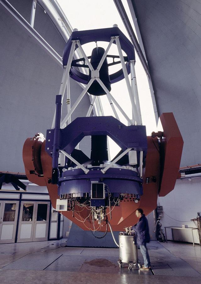 telescope- La Silla