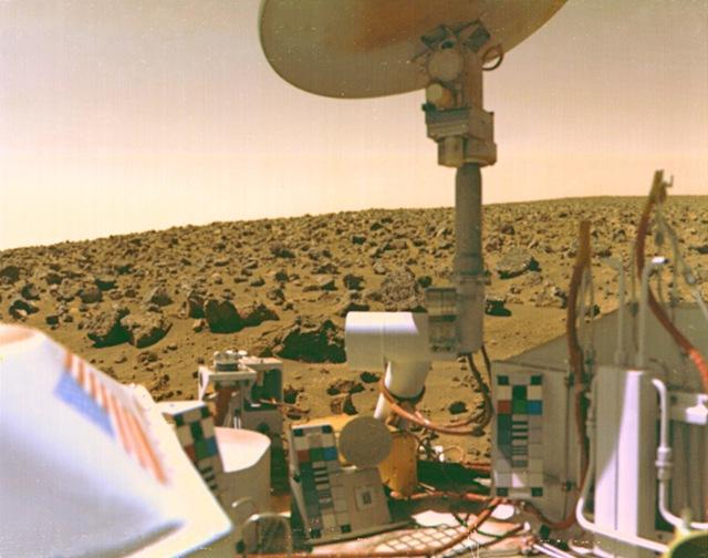 Viking 2 lander