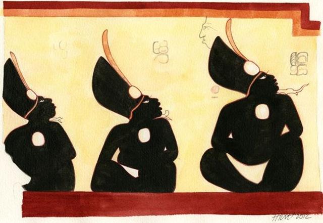 3 hommes-calendrier-maya-2012