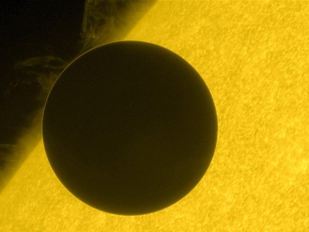 Venus-Transit-Hinode