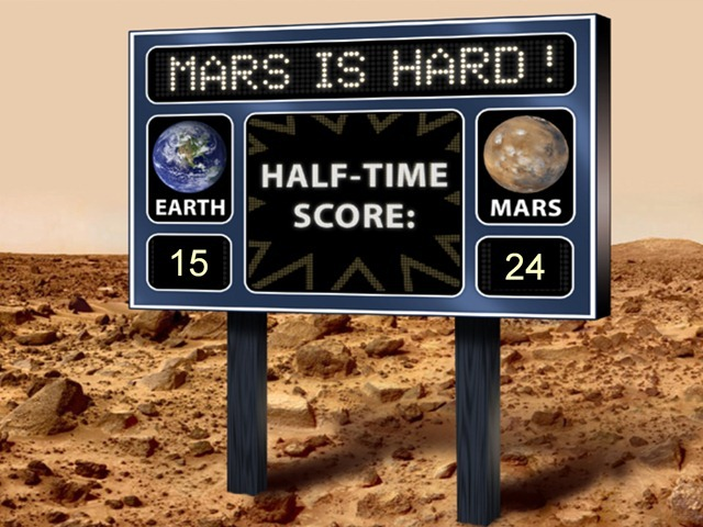 Hard--Mars