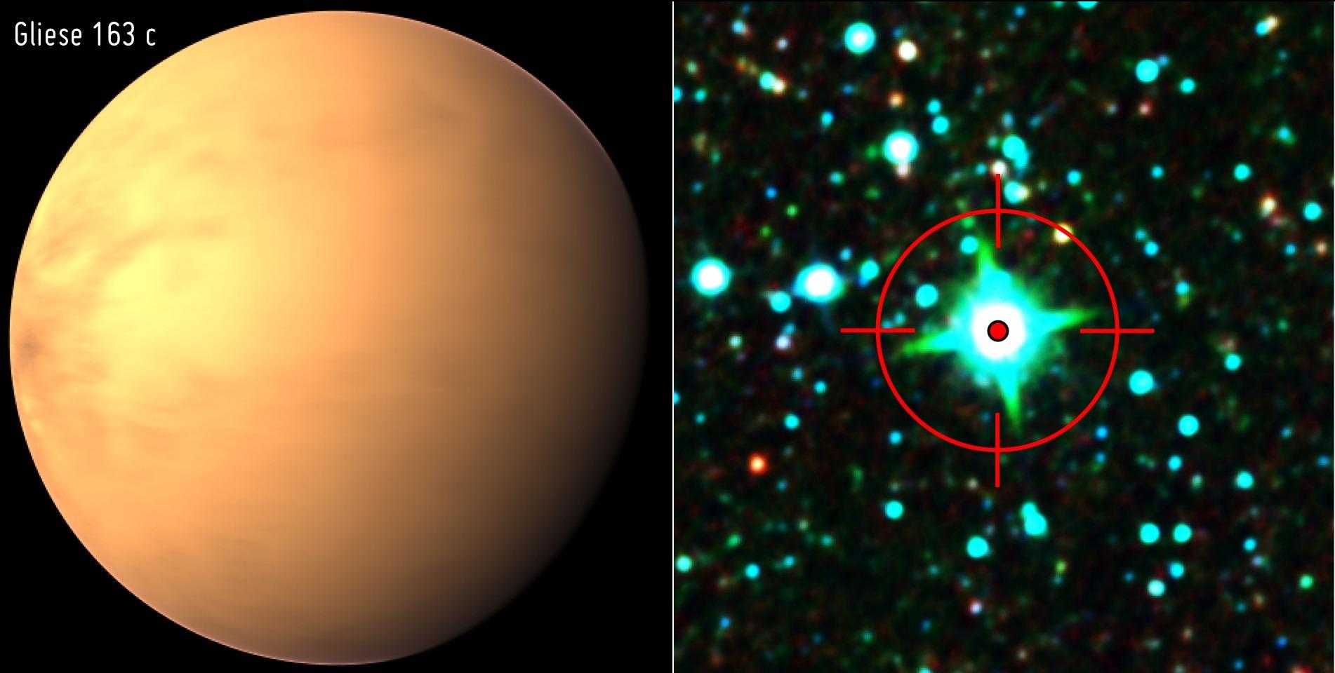 Un 6 me monde potentiellement habitable gurumeditation for 6eme planete