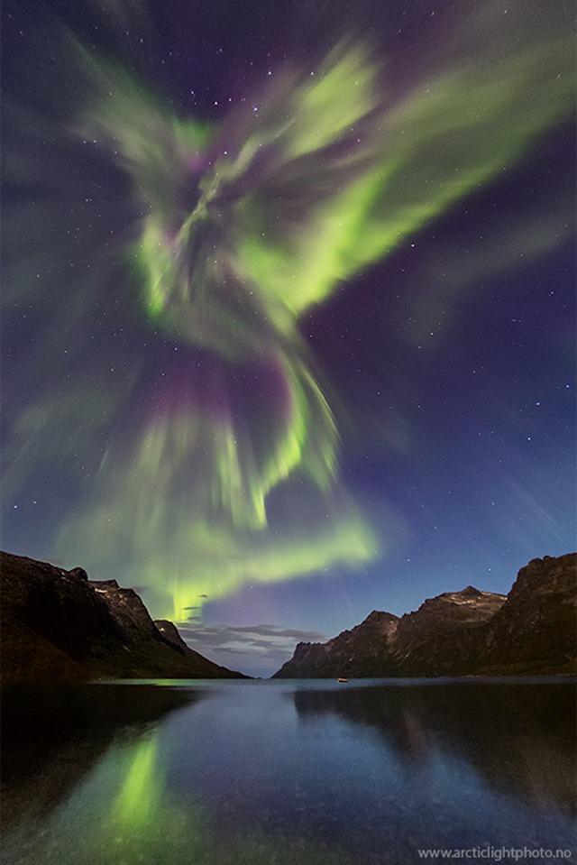 aurore-B-Norvége