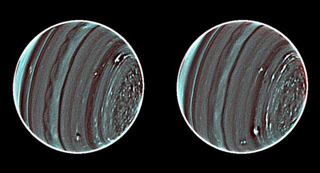 L'image la plus détaillée d'Uranus.