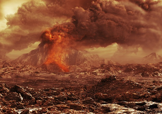 Y aurait-il des volcans en activités sur Vénus ?