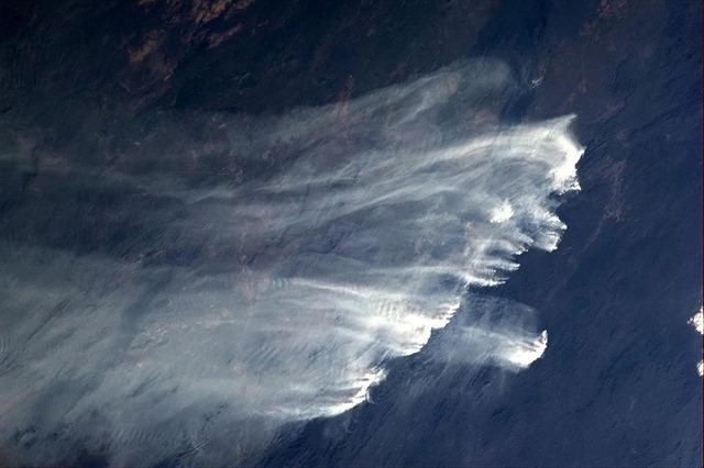 ISS-fumée-incendie-Australie