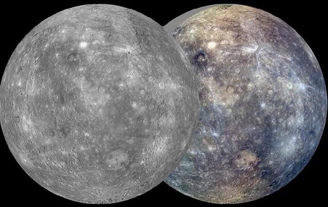 99 % de la surface de Mercure (Vidéo)