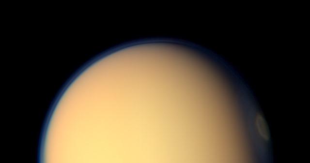 Sur ce qu'engendrent les intenses tempêtes de méthane de la lune de Saturne, Titan