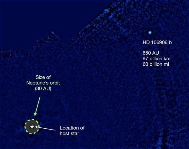 hd106906-infrarouge