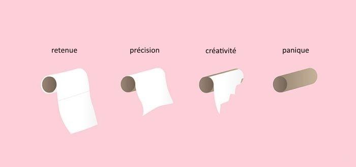 pourquoi est il si difficile pour certains jeunes humains de changer le rouleau de papier. Black Bedroom Furniture Sets. Home Design Ideas