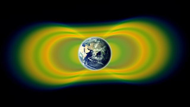 La Terre forme une 3ème ceinture de radiations à l'approche d'un vent solaire (Vidéos)