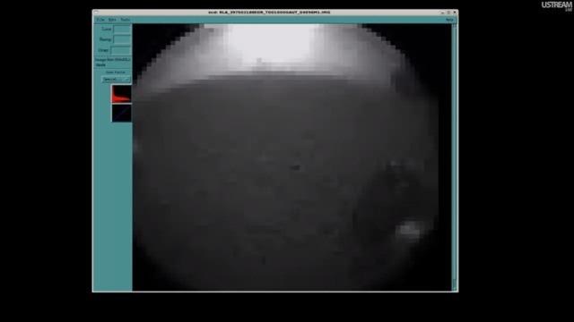 Post express ! : Curiosity atterrissage réussi, les premières images de la surface martienne.