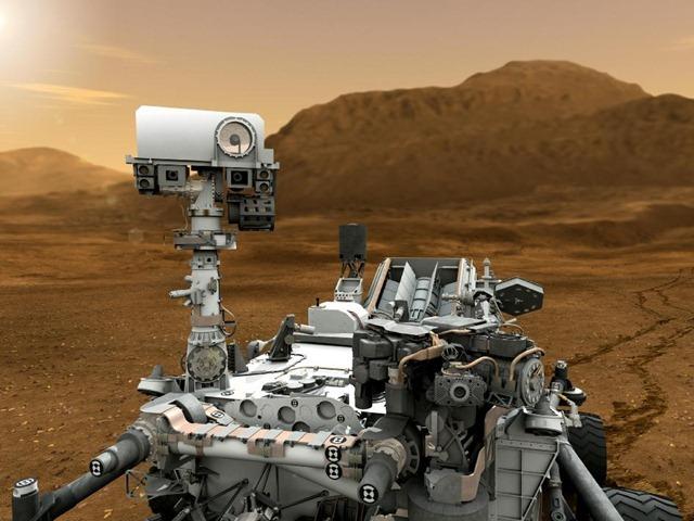 Bug : le Curiosity placé en mode sans échec.