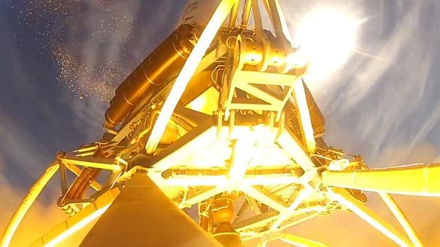 Admirez le bond de la sauterelle de SpaceX (Vidéo)