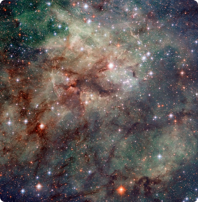 Image et vidéo : La plus extraordinaire vue sur le pouvoir de destruction d'une supernova.