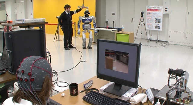 Robot-avatar-CNRS