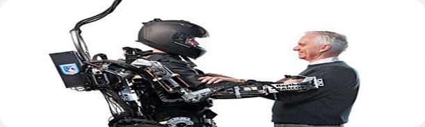Rex, l'exosquelette qui veut remplacer le fauteuil roulant