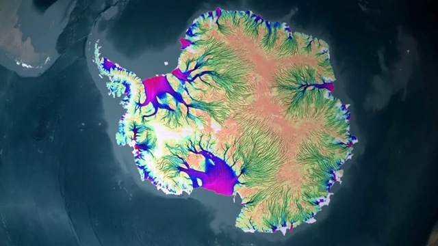 flux-glaces-Antarctique
