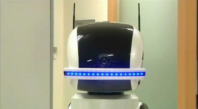 Et voici ce qui pourrait être le premier robot gardien de prison. (Vidéo)