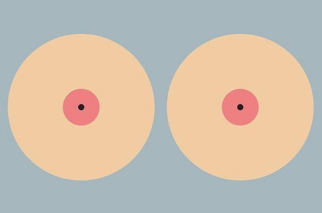 Pourquoi beaucoup d'hommes sont obsédés par les seins des femmes ?