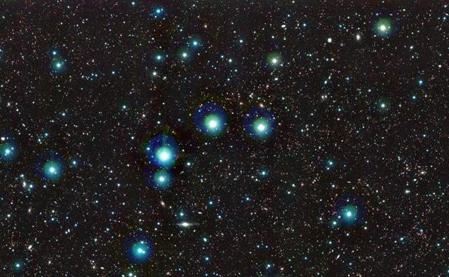 Il y a 200 000 galaxies dans cette photo ! (Vidéo)