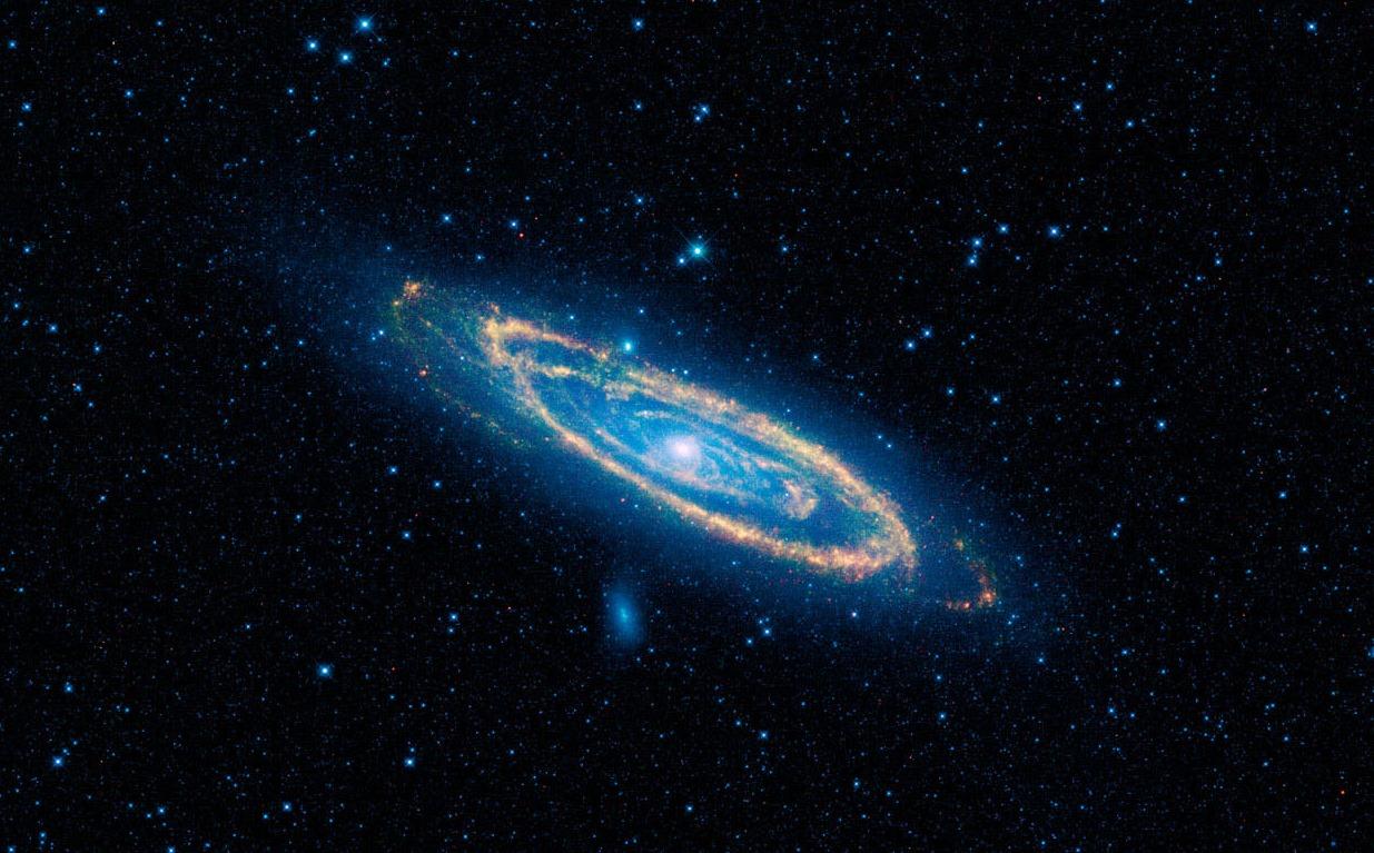 La recherche d'un empire galactique extraterrestre dans 100 000 galaxies n'a (pour l'instant) rien donné