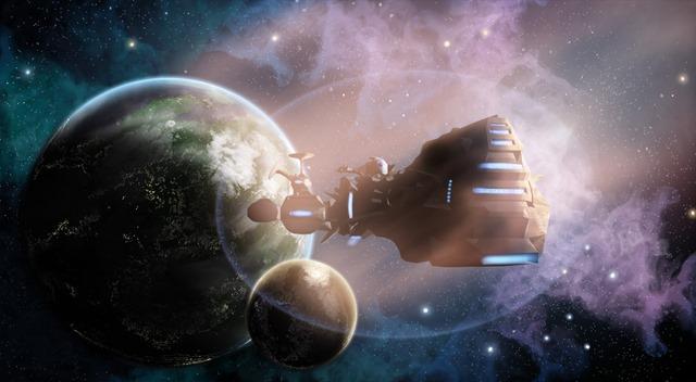 Le CERN s'est lancé dans la création d'un bouclier magnétique pour vaisseau spatial