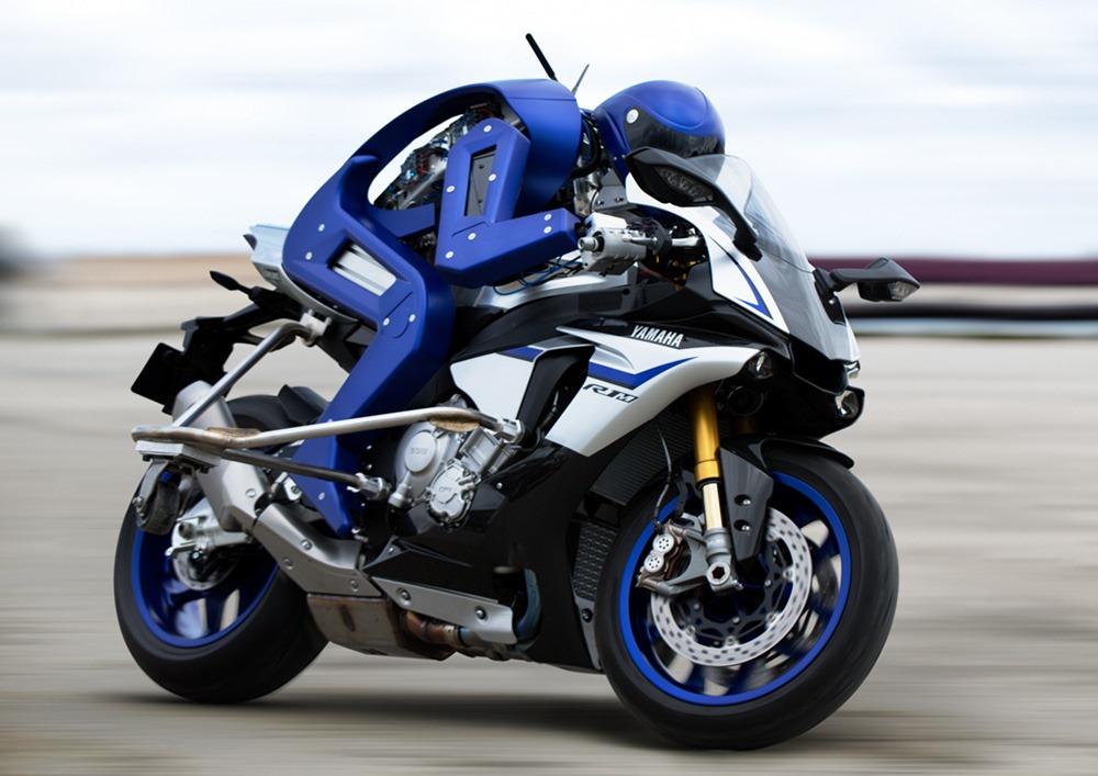 Motobot : les prémices d'un motard électronique