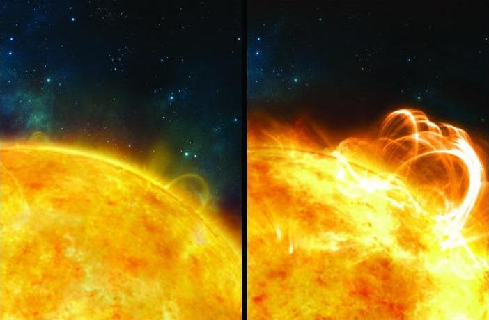 Notre Soleil serait capable de produire des éruptions 1000 fois plus dévastatrices