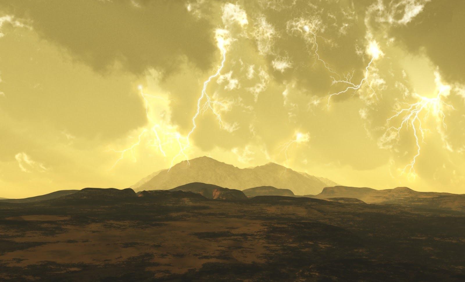 Si nous n'avons pas trouvé de vie extraterrestre c'est qu'elle n'aurait pas réussi à maitriser son climat