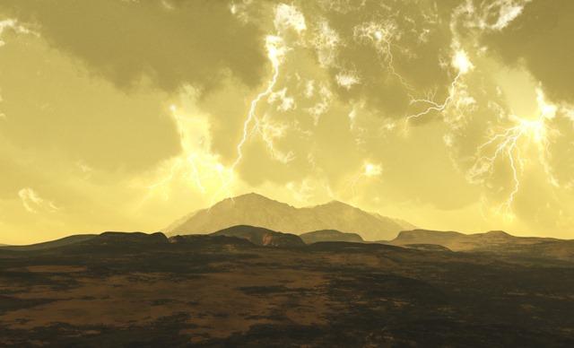 Venus-surface