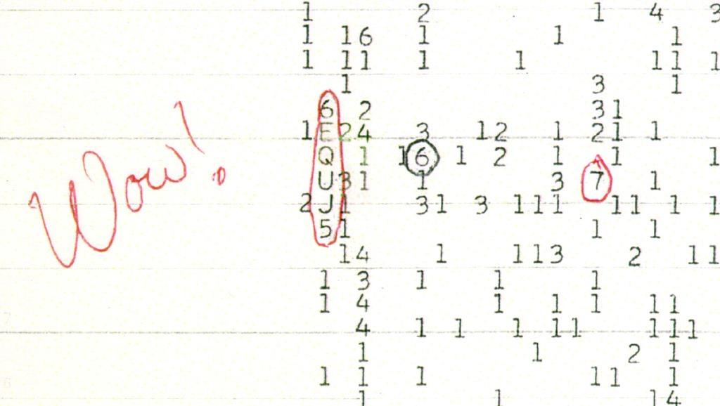 Wow ! : deux comètes seraient à l'origine du signal extraterrestre