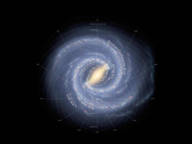 Comment une galaxie orbitant la nôtre a-t-elle pu passer inaperçue jusqu'à maintenant ?