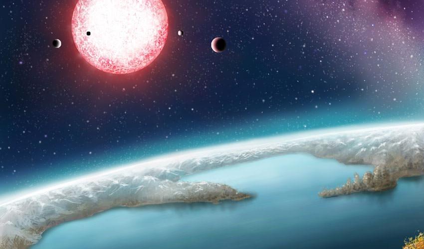 Le top 20 des meilleurs endroits pour trouver la vie au-delà du système solaire