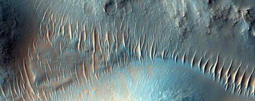 1000 nouvelles photos de la surface de Mars en un coup