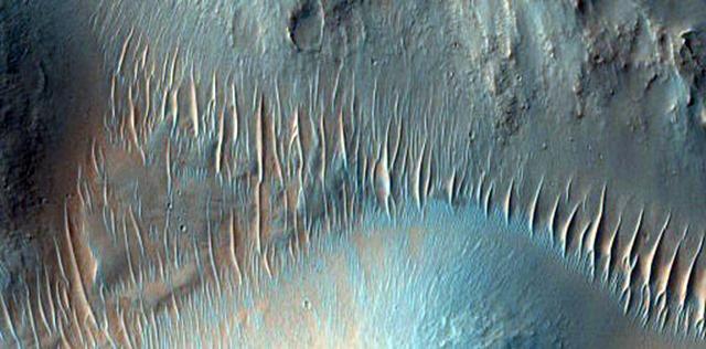 MRO-aout 16-Mars Nirgal Vallis