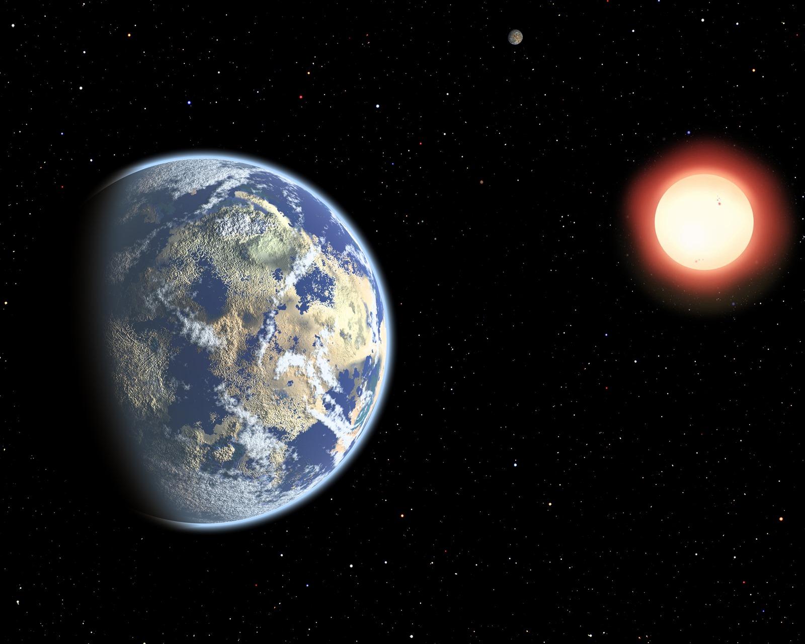 Serions-nous apparus beaucoup trop tôt pour trouver de la vie ailleurs dans l'Univers ?