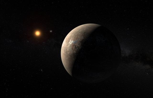 Et si la plus proche planète de notre système solaire était recouverte d'océans