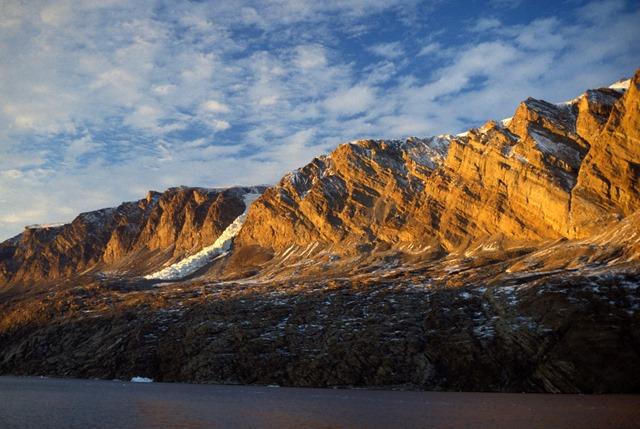 Goeenland-glacier