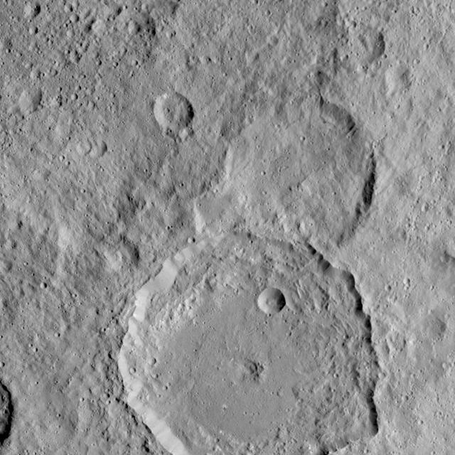 cratere Gaue ceres