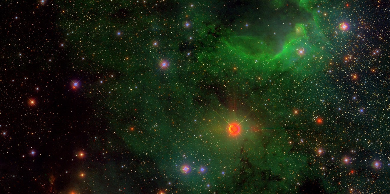 Un astronome pense avoir découvert un club galactique de civilisations extraterrestres